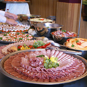 Fourneau st anne restaurant buffets for Salade pour accompagner poisson